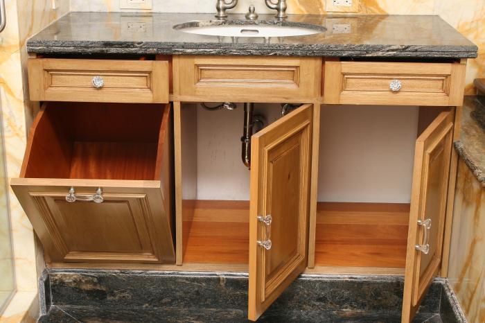 Muebles de ba o ebano muebles y alta carpinteria - Muebles para sanitarios ...